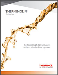 Therminol flushing fluid