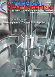 Chemical Engineering article-Selecting a heat transfer fluid supplier